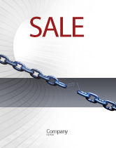 Business Concepts: Vulnerability Sale Poster Template #02445
