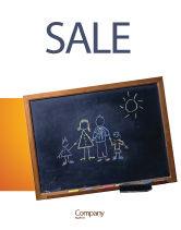 Education & Training: Modèle d'Affiche de enfants et école #02597