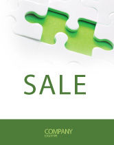 Business Concepts: Part of the Whole Sale Poster Template #02930