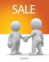 Business: Understanding Sale Poster Template #03131