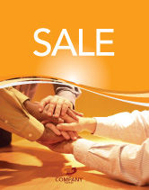 Business: Unity Sale Poster Template #03214