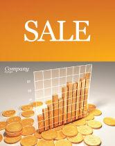 Financial/Accounting: Modello Poster - Schema di treasure #03350