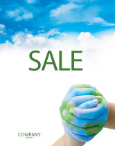 Global: Mother Earth Sale Poster Template #03522