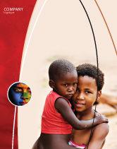 People: Vluchtelingen Poster Template #03619