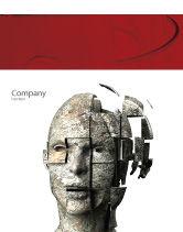 Technology, Science & Computers: Plantilla de póster - cibernético #03634