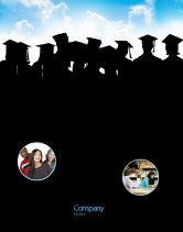 Education & Training: Graduates Sale Poster Template #03685