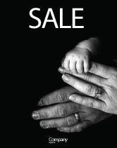 Religious/Spiritual: Modèle d'Affiche de liens familiaux #03701