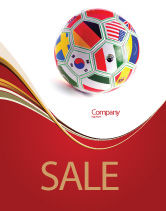 Sports: World Cup Sale Poster Template #03743