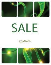 Medical: Nerve Sale Poster Template #03777