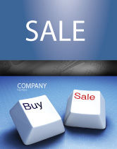 Business Concepts: eCommerce Sale Poster Template #03949