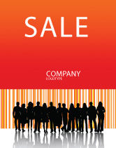 Art & Entertainment: Drama Sale Poster Template #03957