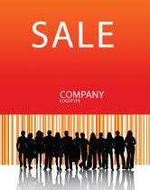 Education & Training: Eurosafe European Child Safety Alliance Sale Poster Template #03960