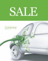 Nature & Environment: Modèle d'Affiche de biogaz #04080