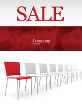 Business Concepts: Distinguishing Sale Poster Template #04206