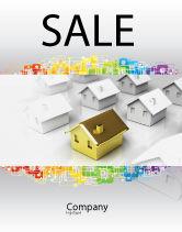 Careers/Industry: Templat Poster Rumah Pribadi #04214
