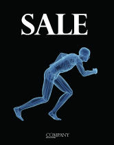 Sports: Start Position Sale Poster Template #04229