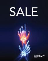 Medical: Arthritis Sale Poster Template #04273