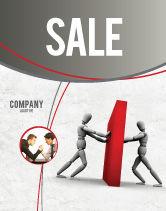 Business Concepts: Modelo de Cartaz - resistência #04366