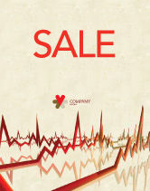 Medical: Beat Sale Poster Template #04431