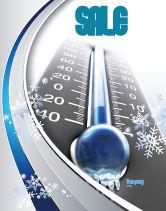 Nature & Environment: Modèle d'Affiche de gel #04481