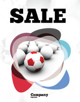 Sports: Originality Sale Poster Template #04570