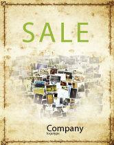 Art & Entertainment: Photo Sale Poster Template #04730