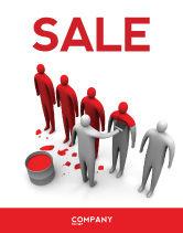 Education & Training: Likeness Sale Poster Template #04904