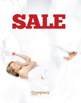 Medical: Bedtime Sale Poster Template #05010