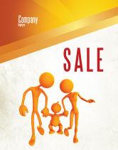 Education & Training: Templat Poster Dukungan Orang Tua #05068