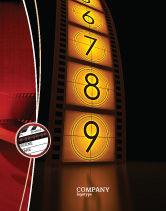 Careers/Industry: Cinema Strip Sale Poster Template #05073