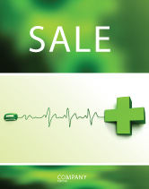 Medical: Medical Website Sale Poster Template #05159