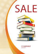 Education & Training: Essential Reading Sale Poster Template #05494