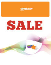 Consulting: Matching Piece Sale Poster Template #05496