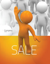 Education & Training: Victor Sale Poster Template #05968