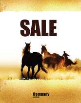 America: Het Leven Op Ranch Poster Template #06046