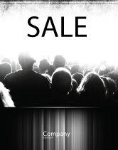 Art & Entertainment: Mob Sale Poster Template #06683