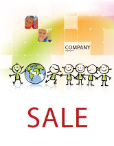 Education & Training: Kiddy Theme Sale Poster Template #07189
