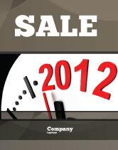 Holiday/Special Occasion: 2012年时间海报模板 #07252