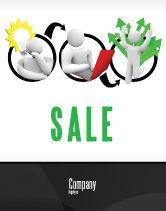 Education & Training: Idea Implementation Plan Sale Poster Template #07375