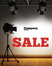 Careers/Industry: Modèle d'Affiche de studio de photographie #07606