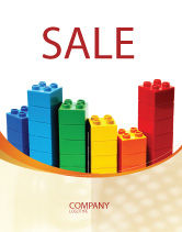 Consulting: Lego World Sale Poster Template #07788