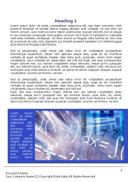 Higher Mathematics Word Template First Inner Page