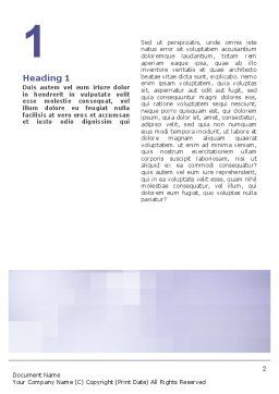 Humiliation Word Template, First Inner Page, 02124, Consulting — PoweredTemplate.com