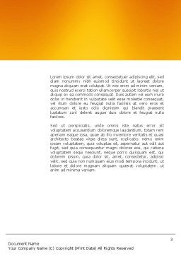 Family Care Word Template, Second Inner Page, 03094, Consulting — PoweredTemplate.com