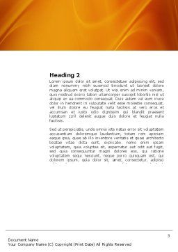 Help Cubes Word Template, Second Inner Page, 03869, Business Concepts — PoweredTemplate.com