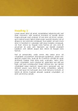 Dummy Word Template, Second Inner Page, 04542, Careers/Industry — PoweredTemplate.com