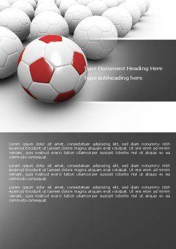 Originality Word Template, Cover Page, 04570, Sports — PoweredTemplate.com