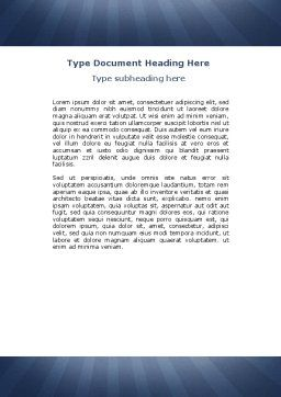 Access Key Word Template, Second Inner Page, 04689, Business Concepts — PoweredTemplate.com