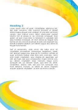 eLearning Word Template Second Inner Page