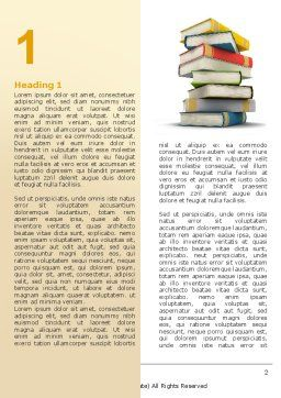 Essential Reading Word Template First Inner Page